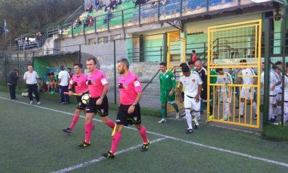 Prima vittoria fuori casa per l'Ospedaletti Calcio: 4-2 contro la Campese