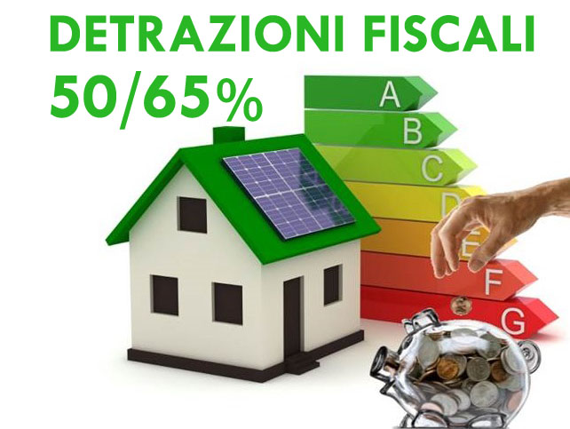 Confermati incentivi dal 50 al 65 per cento a chi - Agevolazioni fiscali giardino 2017 ...
