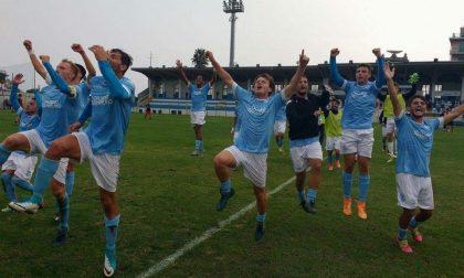 Un rigore di Lauria regala la terza vittoria consecutiva alla Sanremese