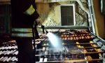 """Incendio all'interno di una paninoteca """"kebab"""" di Bordighera/ vigili del fuoco sul posto"""