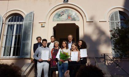Premio all'Accademia delle Belle Arti di Sanremo per il progetto CAV