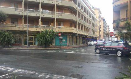 Allarme bomba alle Poste e alla Carige di Ventimiglia