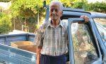 Il contadino di 100 anni con la patente di guida  premiato a Taggia dal governatore della Liguria