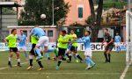 Sanremese espugna il campo di Lavagna 0-1
