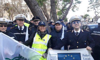 Riforma della Polizia Locale: dirigenti imperiesi del Sulpm a Bari