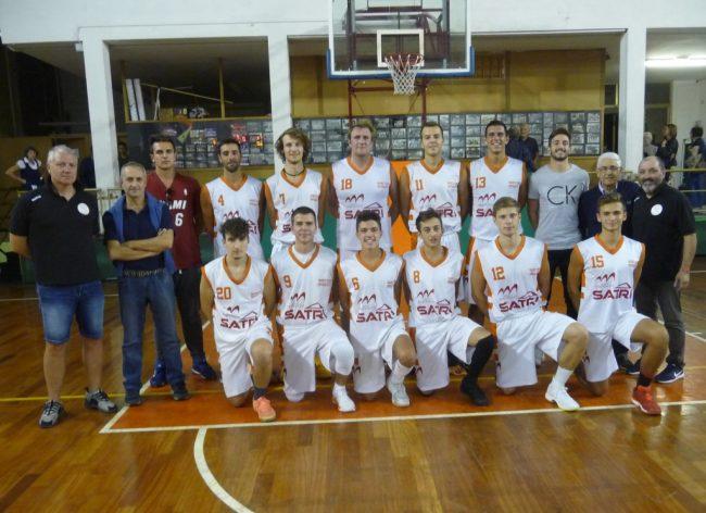 BC Ospedaletti perde contro Cus Genova (79-66)
