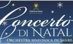 Taggia: sabato 9 dicembre il Concerto di Natale dell'Orchestra Sinfonica sanremese