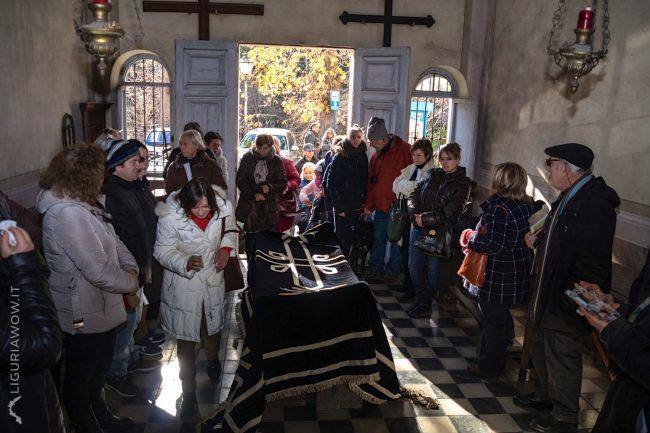 Oltre cinquanta visitatori alla scoperta della Borgomaro segreta