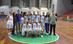 Intenso fine settimana per le ragazze di Blue Ponente Basket (foto)