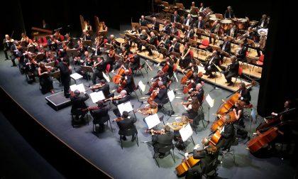Concerto dell'Orchestra Sinfonica per l'anniversario della Vittoria