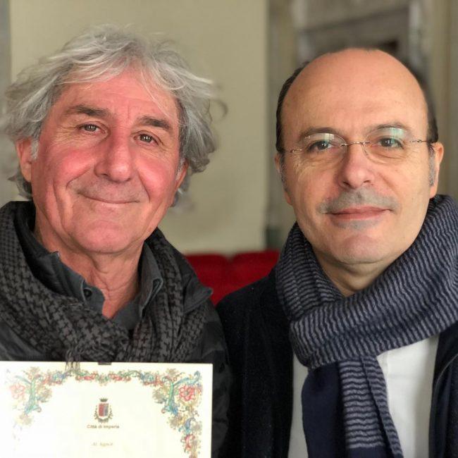 Dopo 40 anni di lavoro va in pensione Daniele Cimino