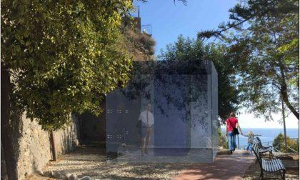 Ecco il progetto per l'ascensore che collegherà la Marina San Giuseppe a Ventimiglia Alta