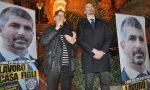 CasaPound: oltre 150 persone in piazza a Imperia per il comizio di Simone Di Stefano/ Foto e Video