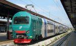 Follia a Ventimiglia: ragazzo viaggia appeso a un treno per 400 metri