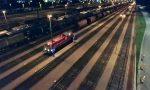 Migranti nel locomotore, macchinista blocca treno per la Francia
