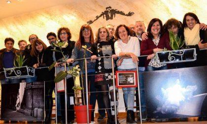"""La collettiva fotografica """"Mani"""" nel foyer del Casinò di Sanremo"""