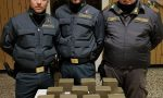 Operazione antidroga della Finanza a Ventimiglia: sequestrati oltre 31 kg di stupefacenti