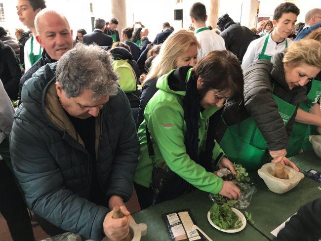 Pesto patrimonio UNESCO 2mila firme raccolte fino ad ora