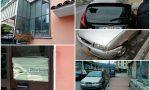Far west a Ventimiglia: sassaiola tra migranti, danni a 4 auto e due case, pietre contro gli abitanti