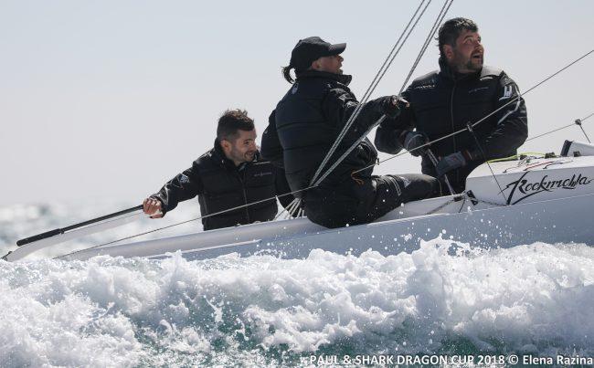 Paul &#038&#x3B; Shark Dragon Cup: terzo giorno di regata
