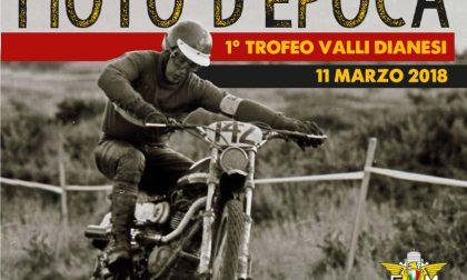A Diano Marina prima tappa campionato moto d'epoca