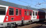 Passeggero si impicca sul treno: fermo a Savona il treno Thello Partito da Nizza