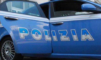Ventimiglia: polizia sequestra un etto di hascisc e uno spray