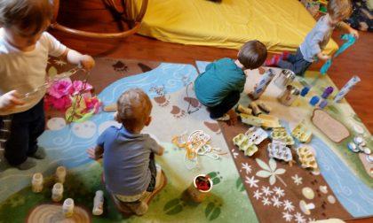 Giovanni Toti riapre i nidi per l'infanzia