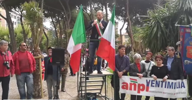 Ventimiglia: sindaco, spazi pubblici solo ad antifascisti