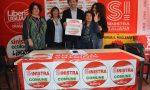 Lucio Sardi presenta la propria candidatura a sindaco per la sinistra, bordate su Scajola
