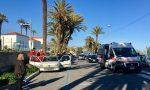 Disabile si sente male in auto sul lungomare, mobilitazione di soccorsi a Sanremo