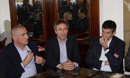 L'ex ministro Lupi a Imperia a sostegno di Luca Lanteri sindaco
