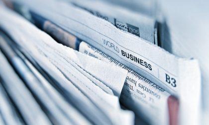 Ruba il giornale tutti i giorni, scoperto ed arrestato