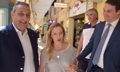 Giorgia Meloni venerdì nel Ponente ligure: ecco le tappe