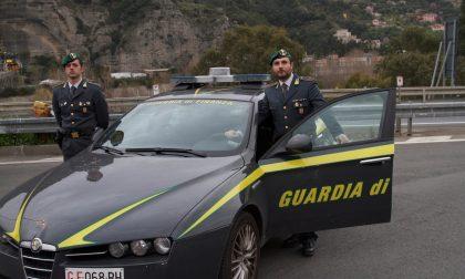 Guardia di Finanza sequestra 118 kg di droga alla frontiera