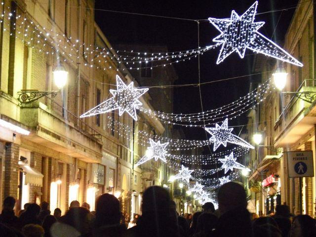 Sanremo: affidato l&#8217&#x3B;appalto per le luminarie natalizie