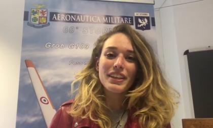 Concorso Aeronautica Militare: Ginevra e Dario volano a Guidonia -Video