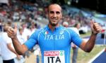 L'imperiese Davide Re firma il nuovo record italiano nei 400 metri
