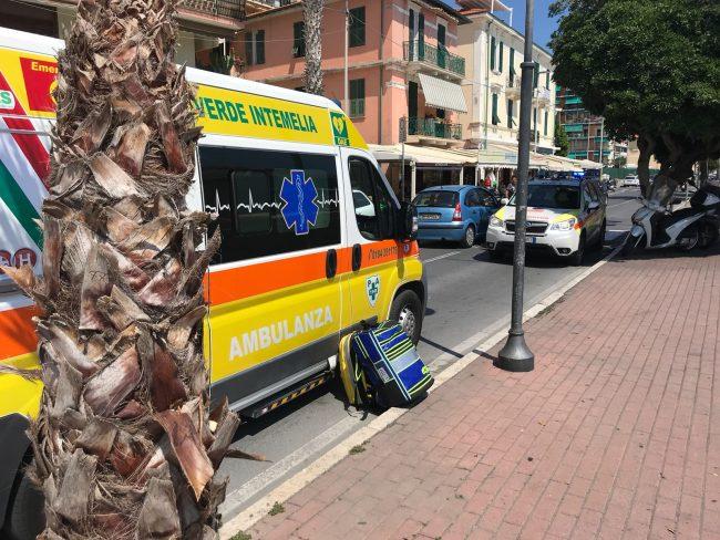 Bimbo di 4 anni rischia di annegare a Ventimiglia