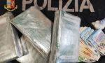 Approfitta del caos maltempo per smerciare 4 kg di cocaina, polizia arresta 48enne