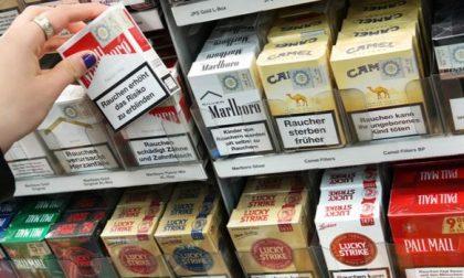 La Francia vuole vietare l'acquisto di sigarette in Italia