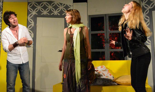 Con &#8220&#x3B;Bugiardi si nasce&#8221&#x3B; il via alla quinta edizione di Taggia in teatro