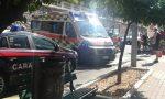 Drammatico incidente sull'Aurelia a Ospedaletti, donna gravissima