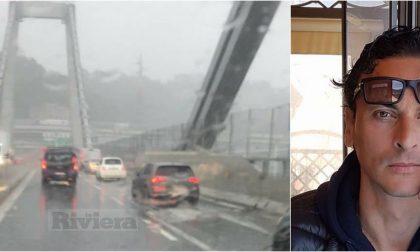 Impresario funebre miracolato nel crollo del Ponte di Genova