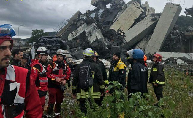 Tragedia di Genova: il punto su condizione feriti