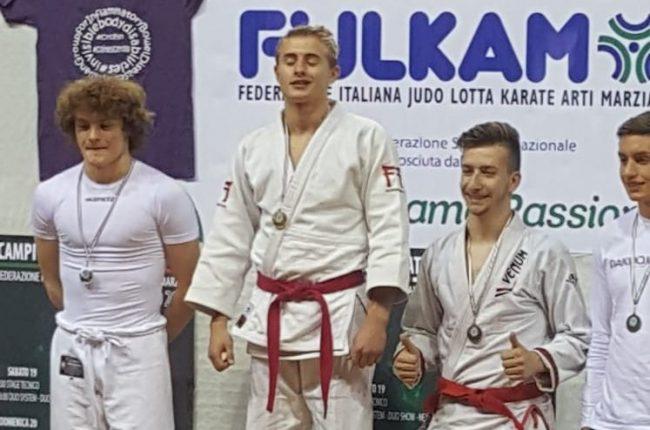 Judo: premiati Revelli e Rossi di Arma di Taggia