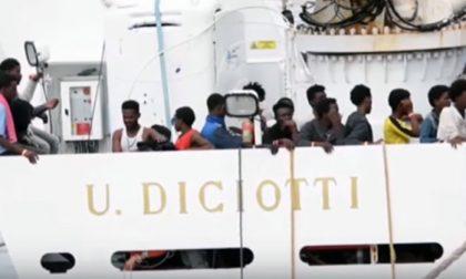 Polizia a caccia migranti della Diciotti per notificare atto di parte offesa