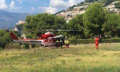 Travolto dal treno: mobilitazione di soccorsi a Ventimiglia