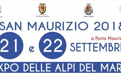 Expo delle Alpi del Mare a Porto Maurizio questo week end