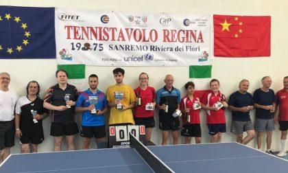 Tennis Tavolo: a Santo Stefano il 43°  Sanremo International Meeting Open Europa